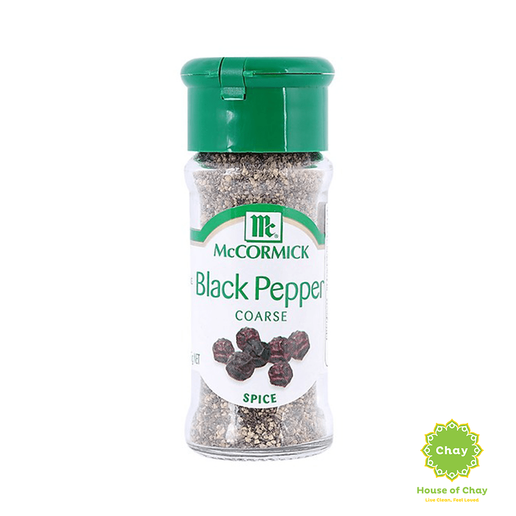 Black Pepper Coarse 35g