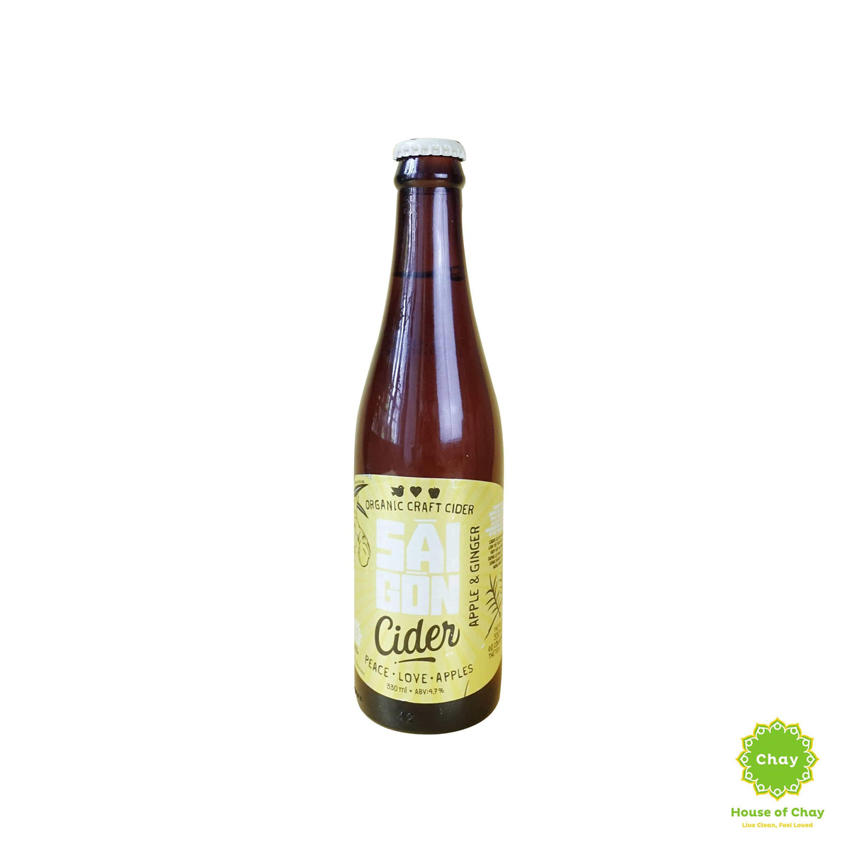 Cider (330ml) Apple & Ginger