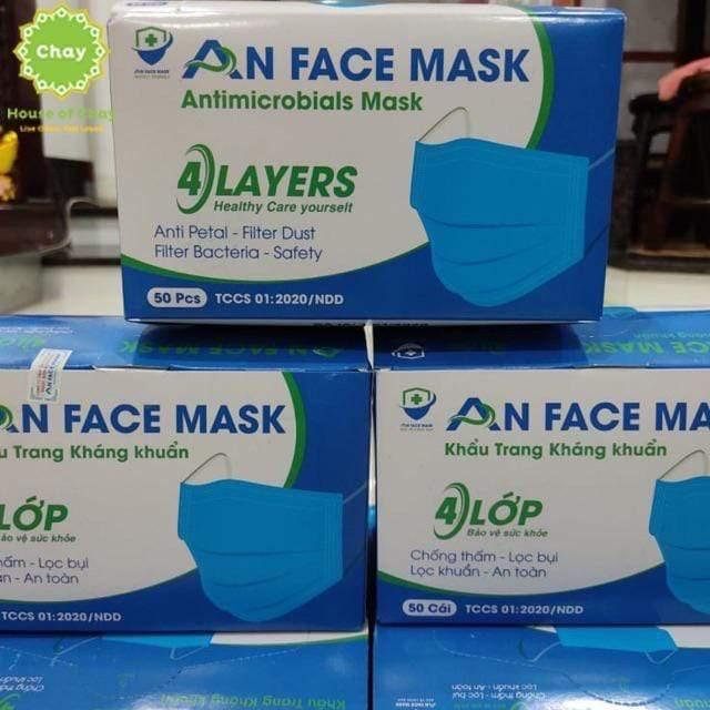 [DC988] Give away face mask DC988