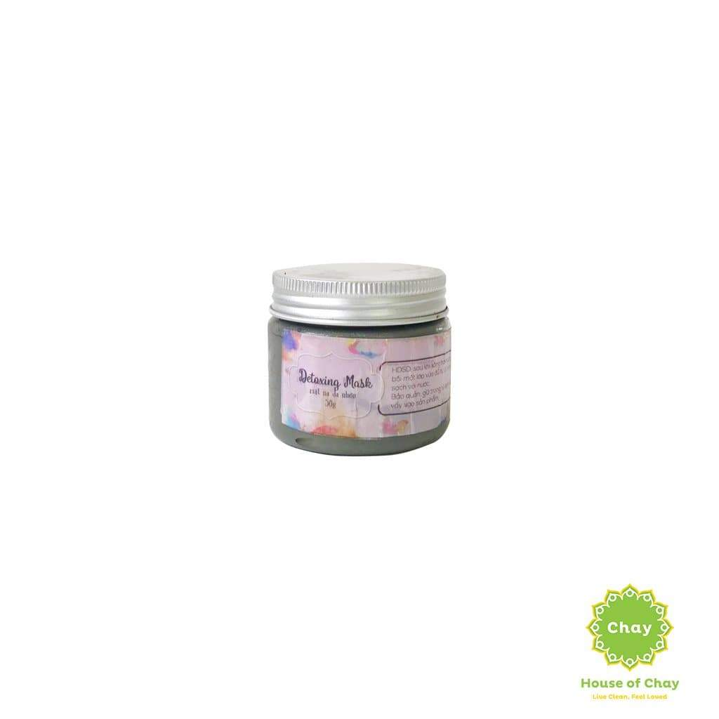 Detox Facial Clay Mask