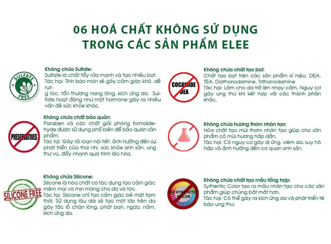 Dung Dịch Vệ Sinh Hữu Cơ Elee Mommy
