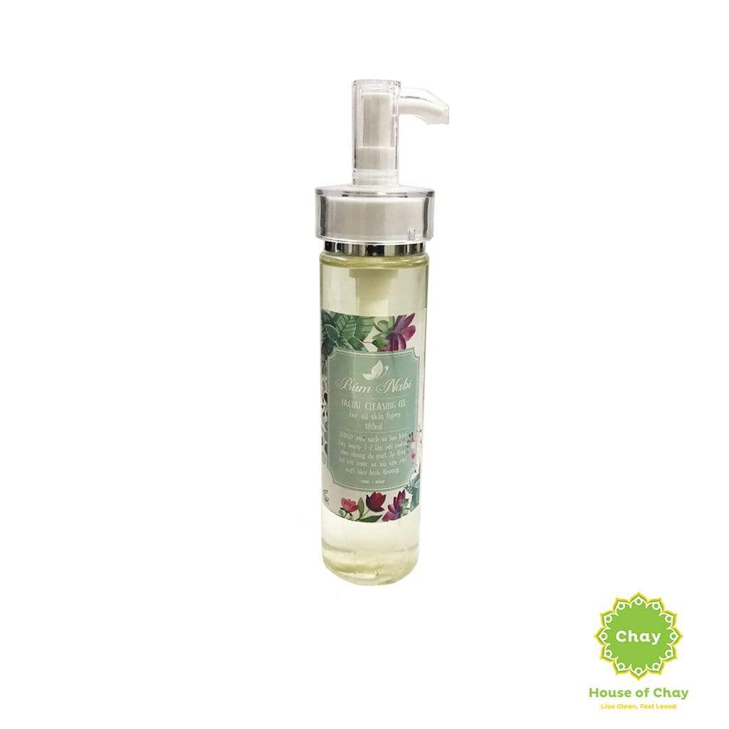 Gentle green tea oil make up remover