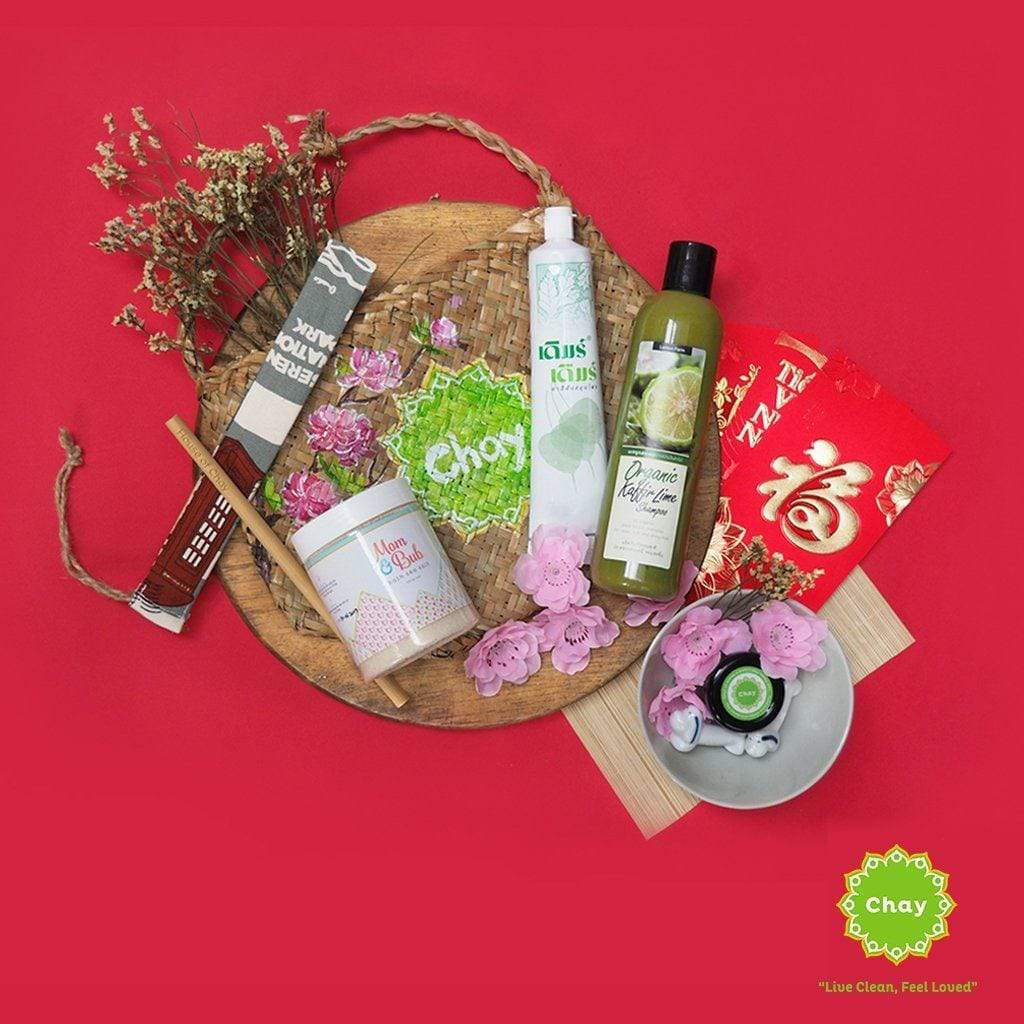 Gift Basket For The Minimalist Like-you-set (without optional)