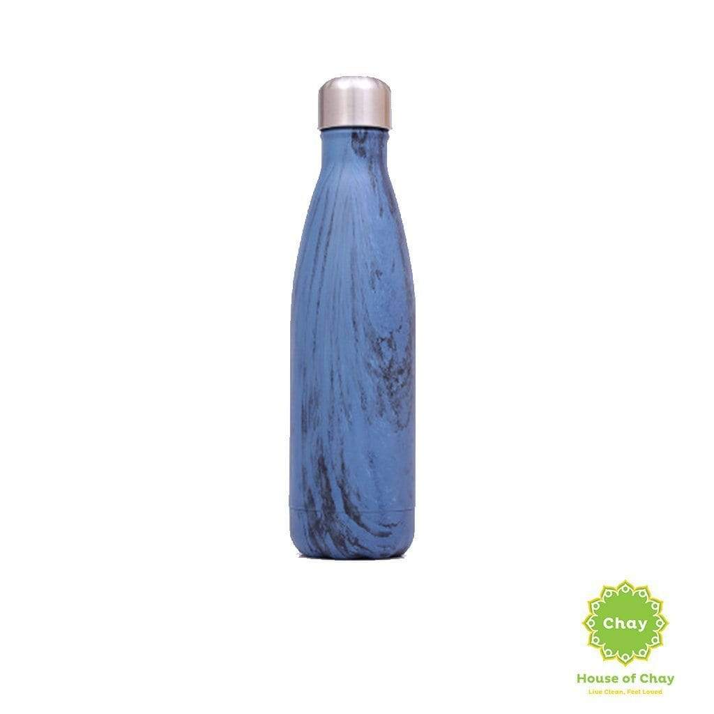 Insulated Stainless Steel Bottle (500ml) [PD309] Deep Blue