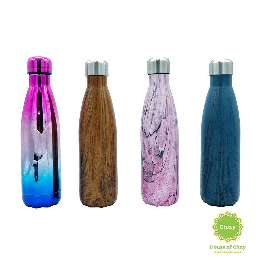 Insulated Stainless Steel Bottle (500ml) [PD309] Unicorn