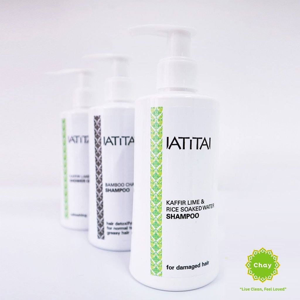 Kaffir Lime & Rice Soaked Water Personal Care Set Conditioner
