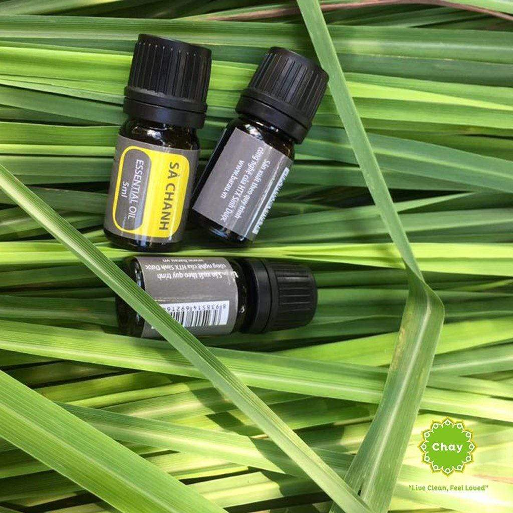 Lemongrass essential oil [PD110]