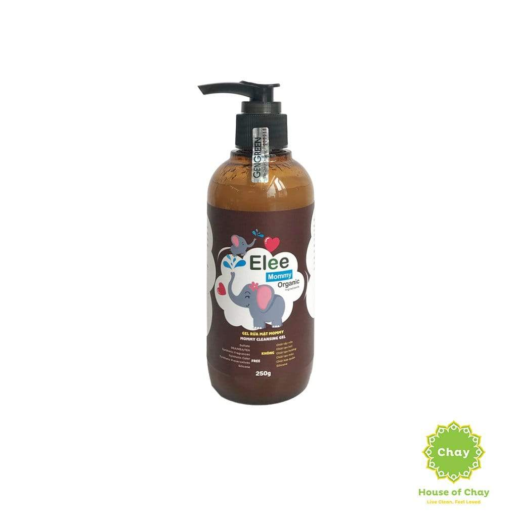 Mommy Organic Cleansing Gel