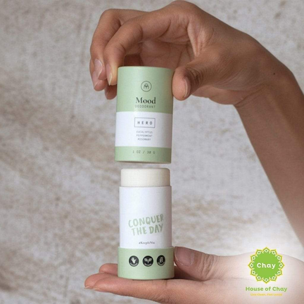 Mood Deodorant Stick en Coconut Matter Hero