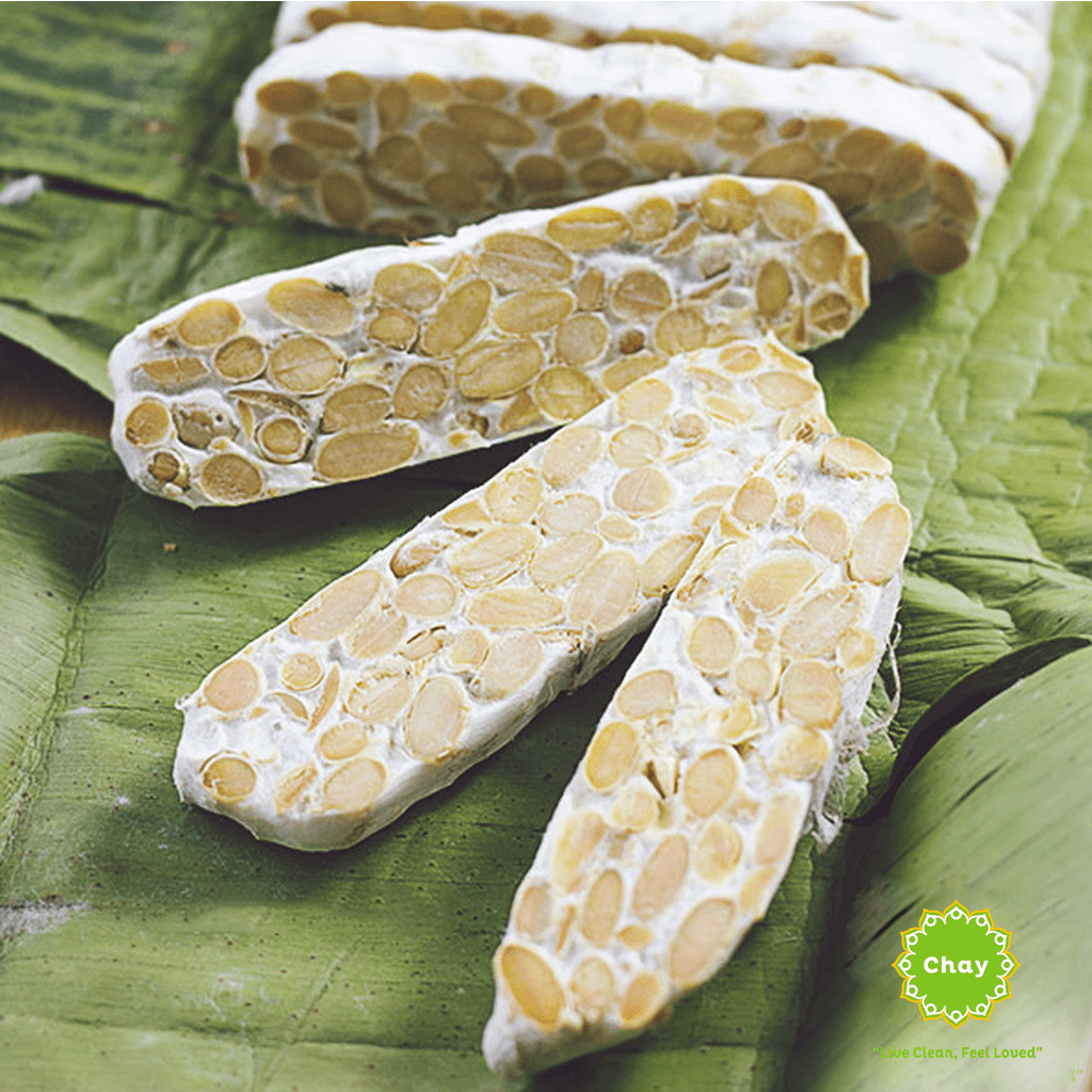 [MP149] Soya Tempeh 250g en House of Chay