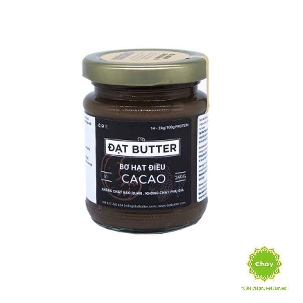 Natural Cocoa cashew Butter (240g) FD165
