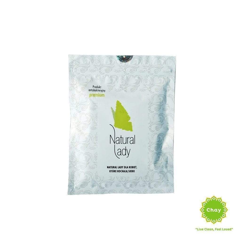Natural Lady sanitary napkin bag (3 pieces) en Natural Lady