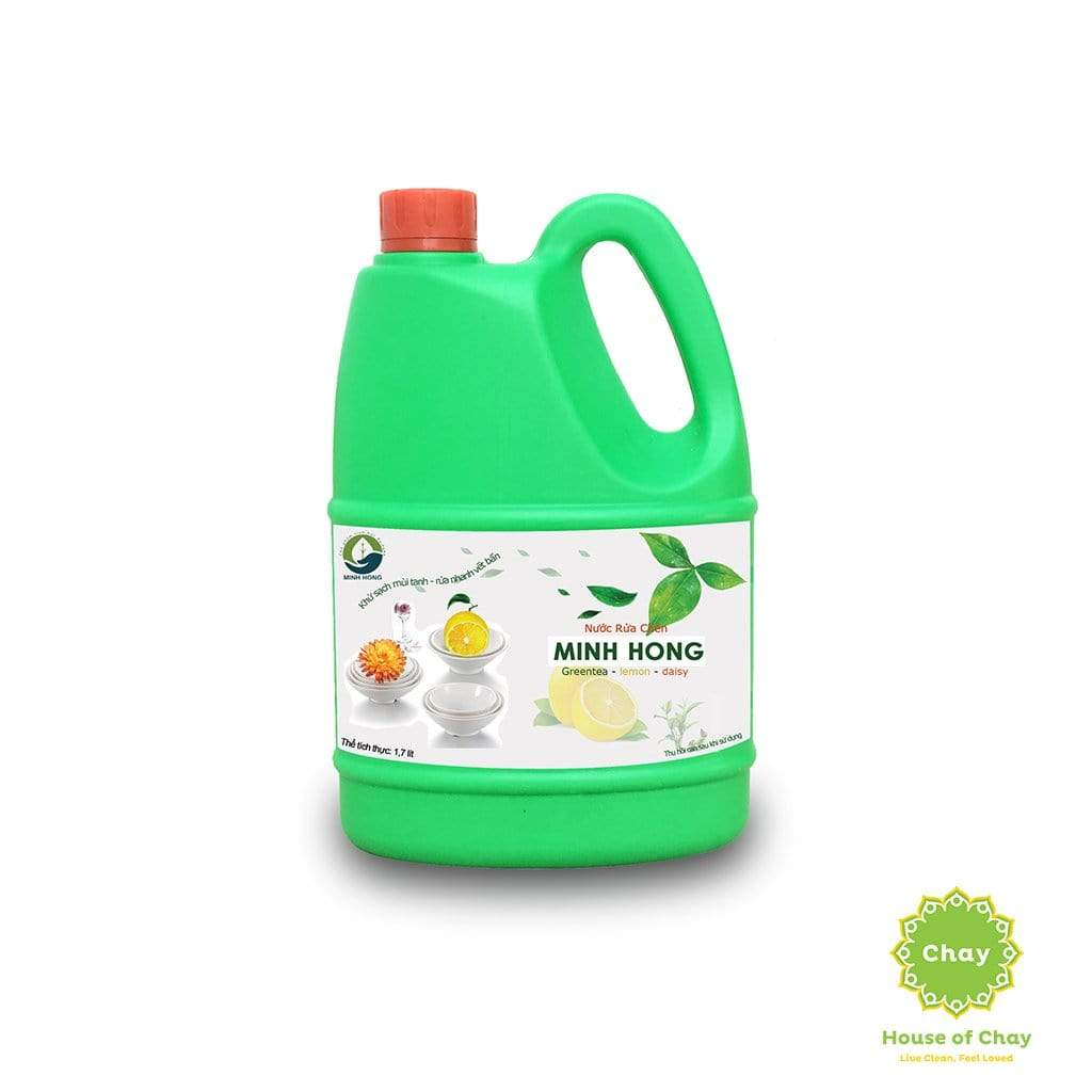 Organic Dishwashing Liquid
