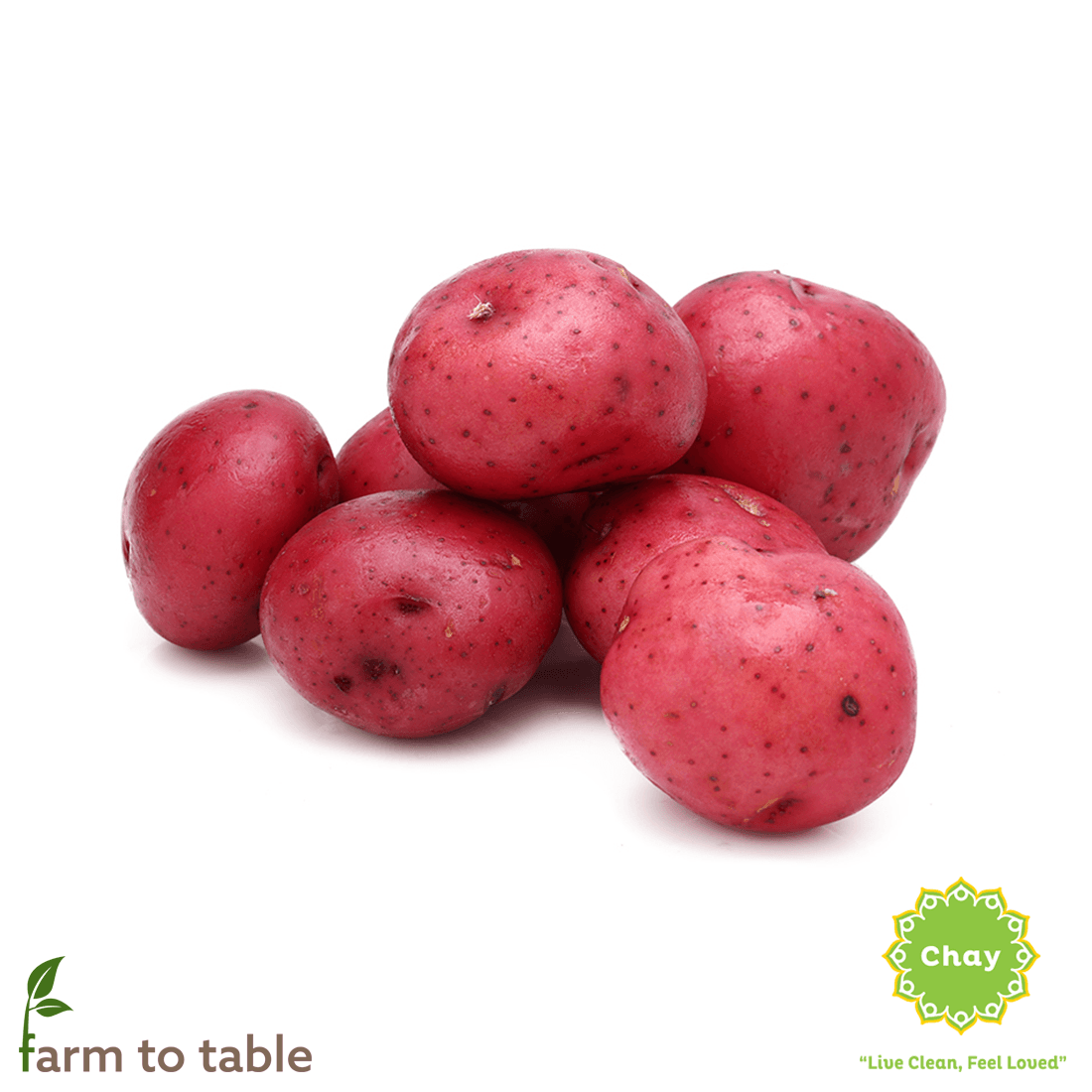 Red potato 0,9 - 1 kg en House of Chay
