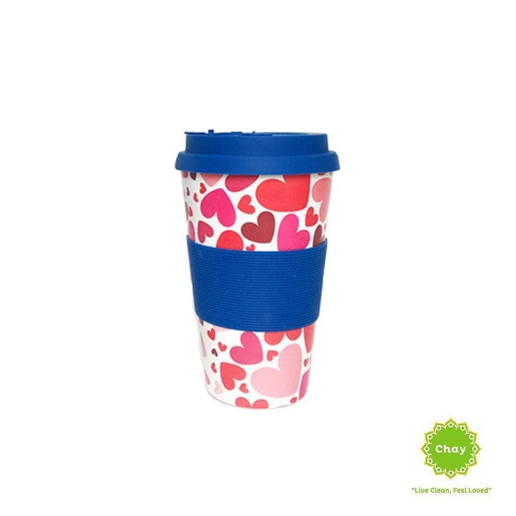 Reusable Bamboo Fiber Mug en House of Chay