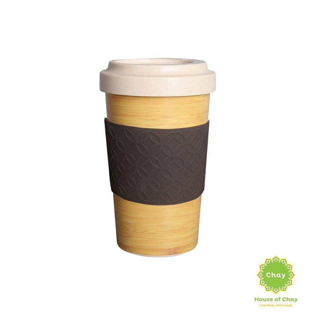 Rice Husk Mug en House of Chay 600ml brown