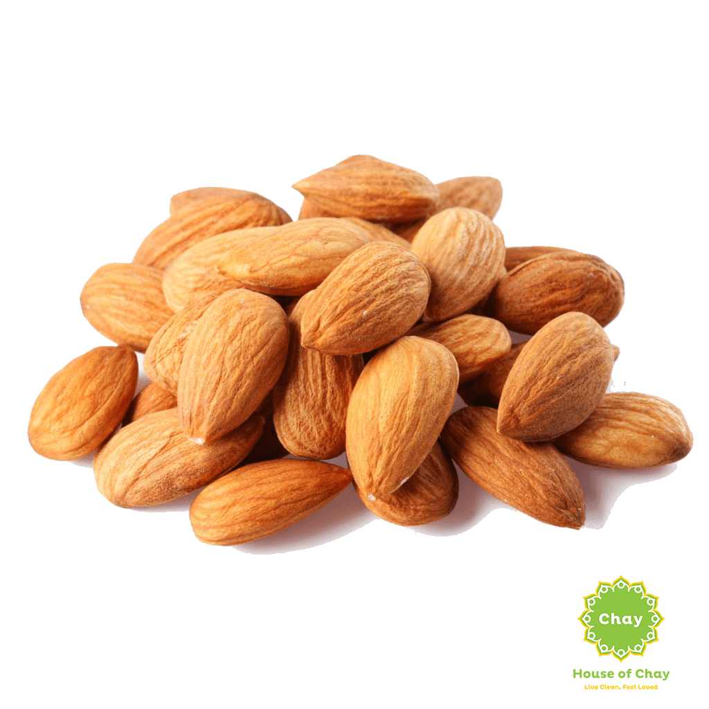 Roasted Unsalted Almond Seed