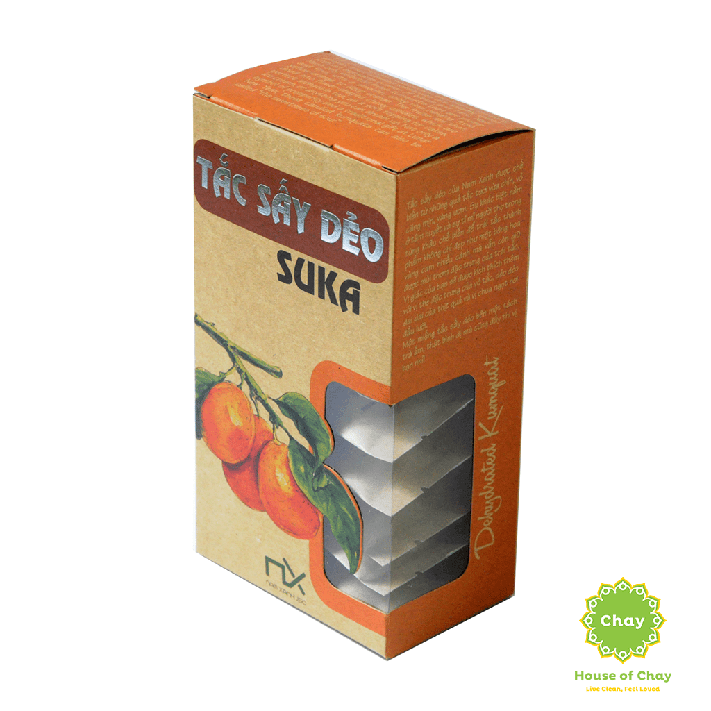 Suka Dehydrated Kumquat 140g (160