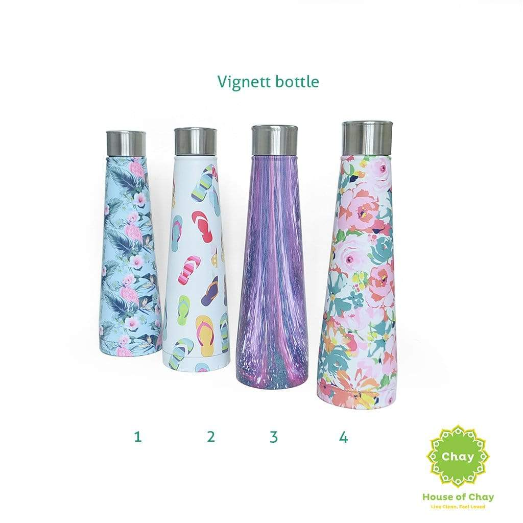 Triangle Insulated Stainless Steel Bottle (500ml)