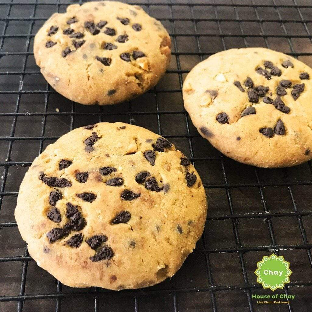 Vegan Chocolate Chip Cookie [DS03] en House of Chay