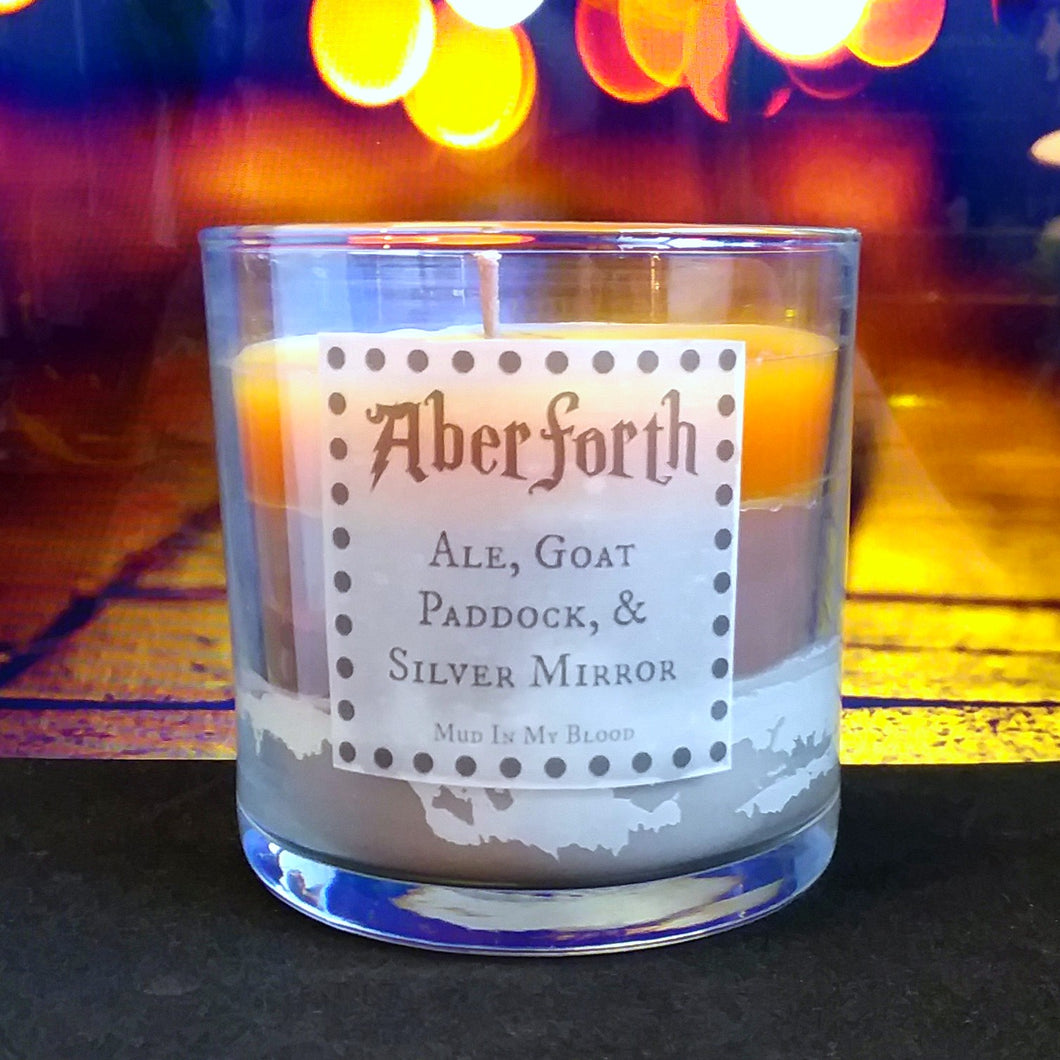 Local Bar Man Scented 4oz Candle