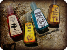 Four Pocket Potion Hand Sanitizers- Set 3