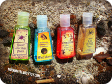 Four Pocket Potion Hand Sanitizers- Set 2