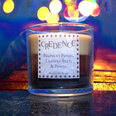 Credence Scented 4 oz Candle