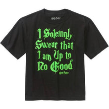 Officially Licensed Kids GLOW IN THE DARK I Swear Tee