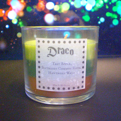 Malicious Dragon Scented 4oz Candle