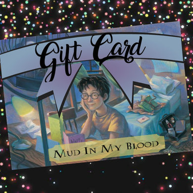 Mud In My Blood Gift Card