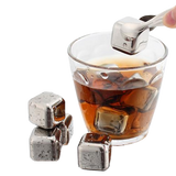 Metal Ice cubes - The Drunk Boutique