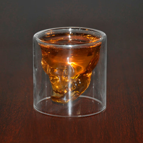 Skull head Shot Glass - The Drunk Boutique