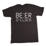 Beer O'clock T-shirt - The Drunk Boutique