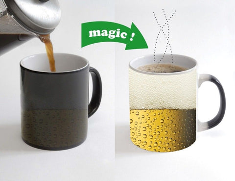 Magic Beer Mug - The Drunk Boutique