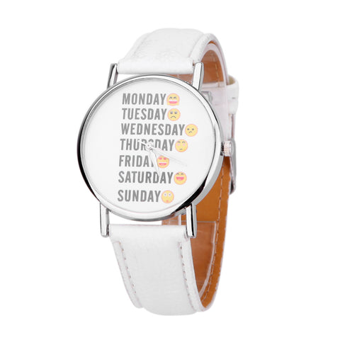 'TGIF' Watch - The Drunk Boutique