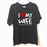 Funny T-shirt for Hubbies - The Drunk Boutique