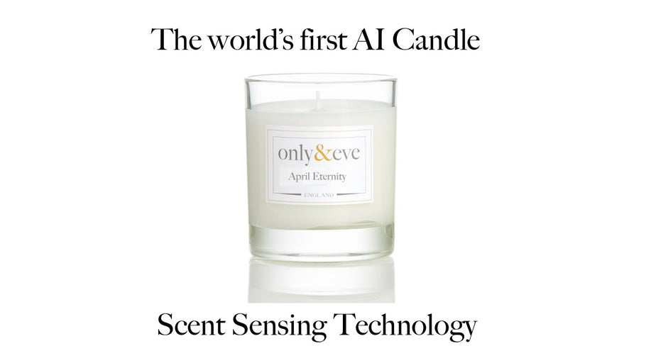 NEW - The Candle with Artificial Intelligence