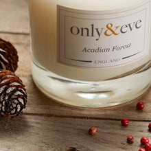 Acadian Forest 200g Luxury Scented Candle close-up