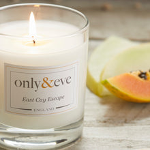East Cay Escape 200g Luxury Scented Candle