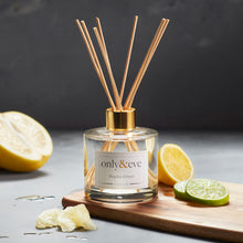 Luxury Scented Reed Diffuser - Naples Grove