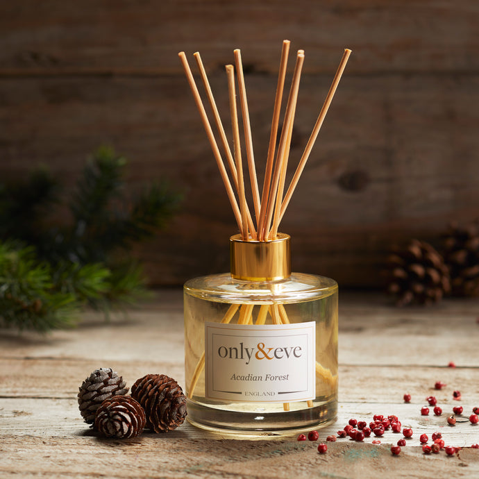 Acadian Forest 200ml Luxury Diffuser