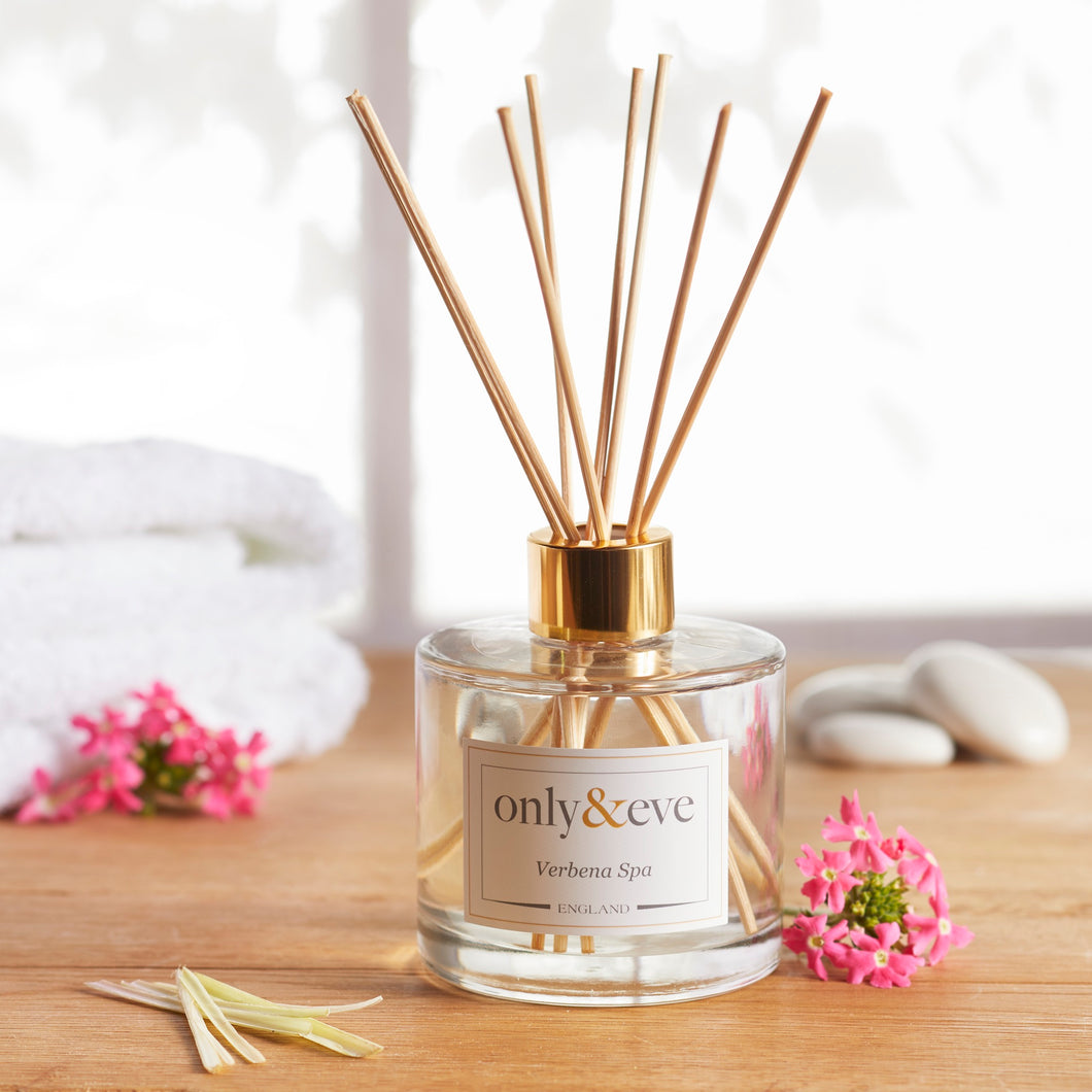 Verbena Spa 200ml Luxury Scented Reed Diffuser