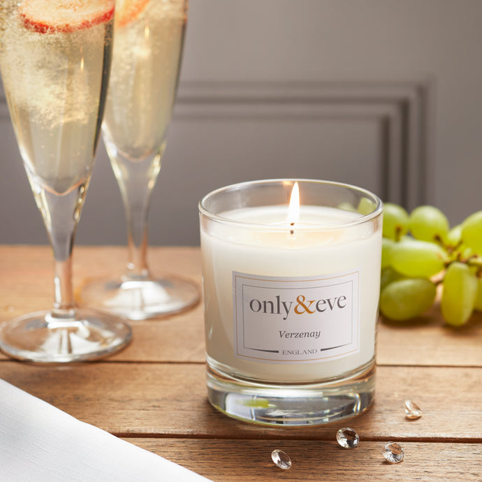 Verzenay 200g Luxury Scented Candle