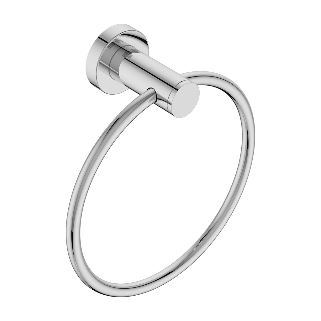 1 Towel Ring - Polished