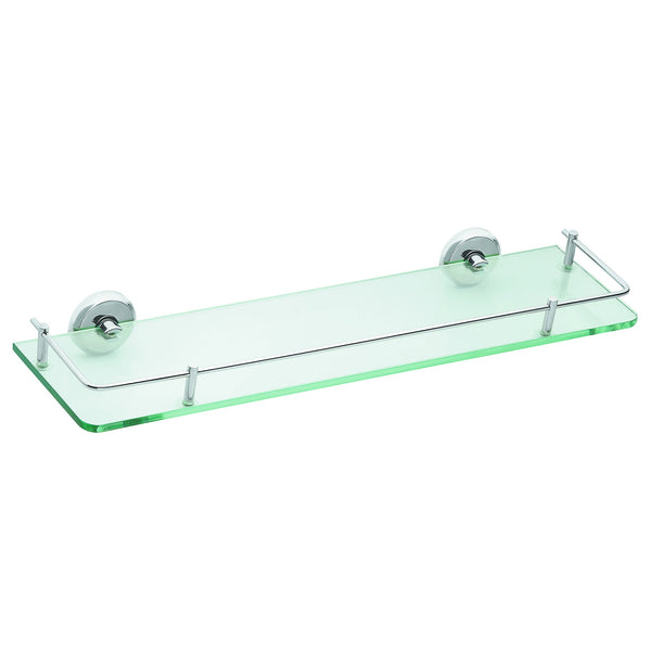 2126 - Glass Shelf + Bottle Bar