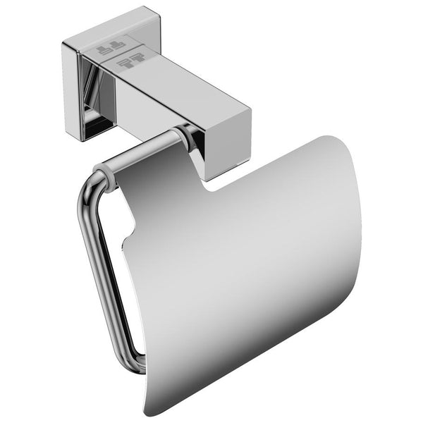 8503- Paper Holder + Flap - Polished
