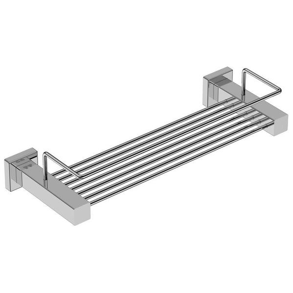8520- Shower Rack - Polished