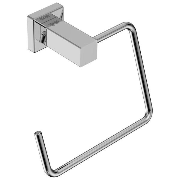 8541- Paper Holder - Polished