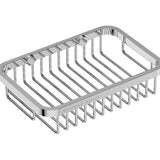 9133- Soap Basket - Polished